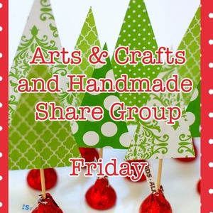 12/4 ARTS, CRAFTS AND HANDMADE SHARE GROUP